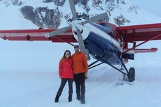 Talkeetna Air Taxi- Worth every penny to see Denali!  #talkeetna #alaska #denali