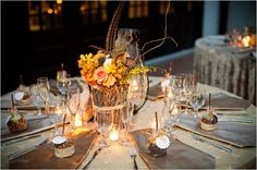 Fall Theme, Wedding, Caramel Apple Favors