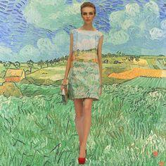 Lara Quint x Van Gogh