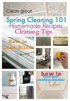 Are you ready to get your house in order after this long winter? We have 10 Spring Cleaning Tips and Tricks to make it an easy task!