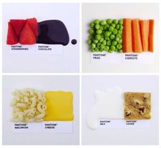 Food Pr0n of the Day: #PantonePairings PantonePairings is an Instagram-based art project that presents popular food combinations in the form of Pantone-style color swatches. Launched by Minneapolis-based illustrator and designer David Schwen, the color swatch project was apparently a happy accident that came out of an attempt to remix common household object pairings. Prints of the delicious series are in the works. Hat tip to Juxtapoz.