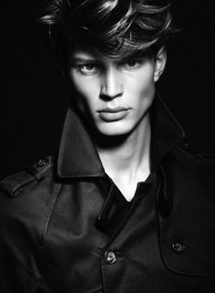 Portrait   Benedikt Angerer by Kosmas Pavlos -   The Fashionisto: The Latest in Fashion from Runway to Print