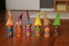 we bloom here: Gnomes, Gnomes, Gnomes!