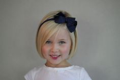 Because they're worth it: How to style short hair for kids | Chalkboard Living