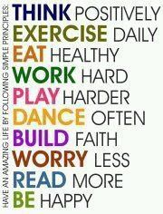Great things to remember