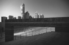 A surreal city, where modernity clashes with past: Dubai.