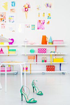 Studio DIY HQ - a lot of fun and colourful things! | Studio DIY®
