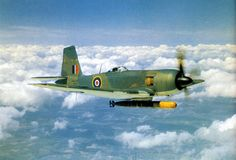 The Blackburn Firebrand was a single-engine fighter aircraft designed to Air Ministry Specification N.11/40 by Blackburn Aircraft. It was built around the Napier Sabre III engine as a single-seat fleet fighter for the Royal Navy.
