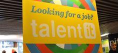 Tulevaisuuden talenttia etsimässä – ICT-alan yritykset ja työnhakijat tapasivat TalentIT-messuilla 6.11.2014.
