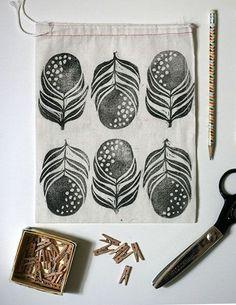 52 weeks of printmaking | Jen Hewett, illustrator, printmaker, surface designer. | Page 8