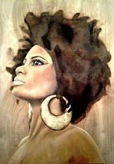 My love for Black art.