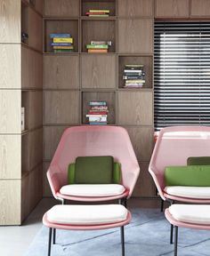 PINK CHAIRS!!