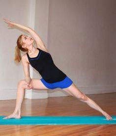 Waist-Whittling Yoga Moves