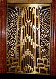 Daytonian in Manhattan: The 1929 Art Deco Chanin Building