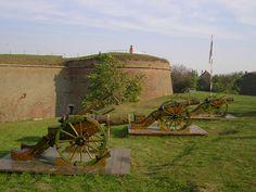 Fortress in Alba Iulia, Romania