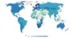 il popolo del blog,: Il paese migliore per essere donna