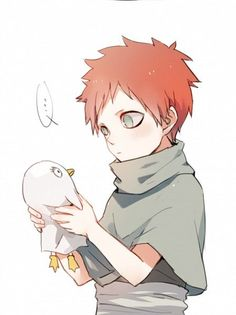 Gaara and Elizabeth
