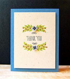 Cristina K. - WPlus9: Cardstock: Wplus9 (oatmeal), PTI (blueberry sky) Stamps: Wplus9 (Fresh Cut Florals, Strictly Sentiments 2) Ink: Fresh Ink (basil, freesia, peach), Versafine (onyx black) Die: Wplus9 (Fresh Cut Florals dies)