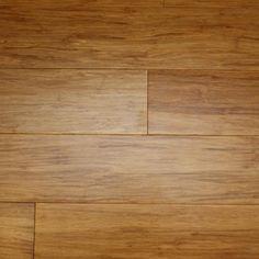 Engineered Strand Woven Golden 3/8 x 3-3/4 x 36 Click Lock Bamboo Flooring