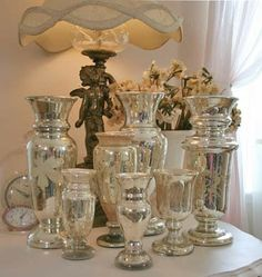 pictures of glass pieces vases - Google Search