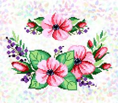 Cross Stitch Books, Cross Stitch Rose, Cross Stitch Flowers, Crewel Embroidery, Knitted Bags, Projects To Try, Map, Cross Stitch Embroidery, Towels