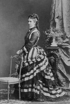 HM Queen Carola of Saxony (1833-1907) née Her Royal Highness Princess Carola of Vasa