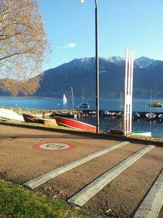 Locarno, Ticino, Switzerland (December 2011) by Y. Alexa