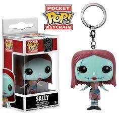 Disney Pocket Pop! Keychain Sally [The Nightmare Before Christmas]