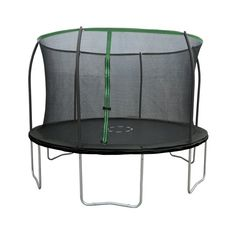 Rectangle Trampoline 10x17 Ft With Safety Net Enclosure