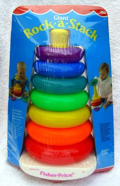 LOL, we all had them. I remember using them for Barbie innertubes.  the little one was Skippers.