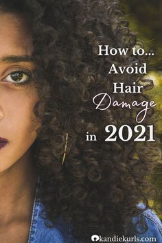 Here are five tips to avoid hair damage in 2021. These methods are what I consider tried and true because they've worked to help me grow my hair from an inch of my scalp down to mid-back length. Learn more! #hair #damage #curly #natural #breakage Low Porosity Hair Products, Hair Porosity, Natural Hair Tips, Natural Hair Styles, Coily Hair, Help Me Grow, Type 4, Damaged Hair, Hair Hacks