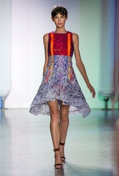 Peter Pilotto Spring/Summer 2014 – Style, Grace & A Dash Of Magic