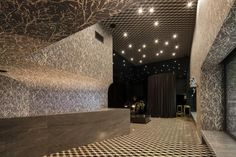 Lobby. Sohsul Hotel by archigroup ma. Photography © Sun Namgoong. Click above to see larger image.