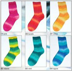Strickparadies - Fortissima Aquarell Color Sonderpreis als staat 6,95€ nur 5,99€ www.strickparadies.com