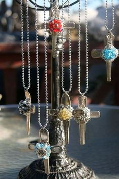 how to make silverware jewelry - Bing Images