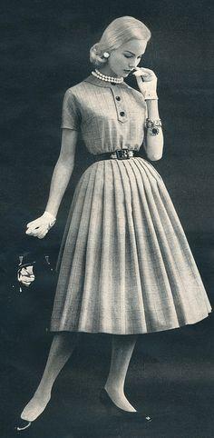 Illustration for Jerry Gilden ad, 1957