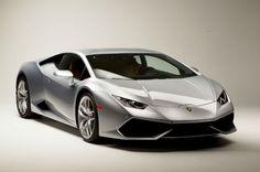 Lamborghini Huracan Spyder 2015