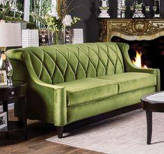 Furniture Of America Limerick Sofa SM2281