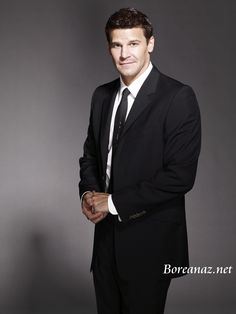 "Bones S3 David Boreanaz as ""Seeley Booth"""