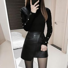 Style up your daily look with our unique MOODLFT® collection in trendy Korean fashion. Shop our exclusively curated chic Korean fashion & K-beauty products. Korean Girl Fashion, Korean Fashion Trends, Korean Street Fashion, Ulzzang Fashion, Asian Fashion, Kpop Outfits, Edgy Outfits, Girl Outfits, Cute Outfits