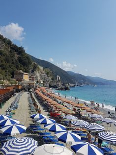 Is there anyplace more idyllic than the Italian riviera?