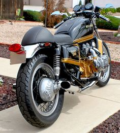 Honda Goldwing - Inazuma Cafe Racer pasote!