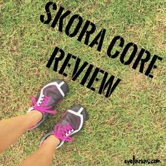 A review of the SKORA Running CORE - a light weight, beautiful zero drop shoe which makes me feel like a ninja when running.   RunReal