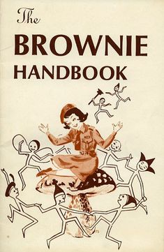 The Brownie Handbook from 1962