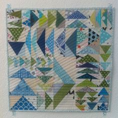 Nähanleitung Patchwork / Quilt von ayliN - Nilya auf DaWanda.com