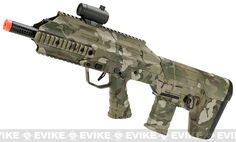APS V.2 Full Size UAR Urban Assault Rifle Airsoft AEG w/ Metal Gear Box - Multicam