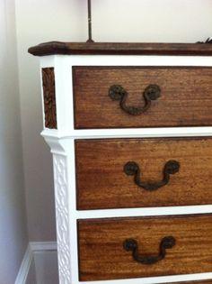 i love my new old dresser