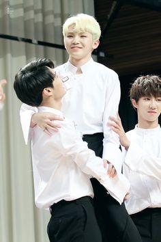 Jun & Woozi