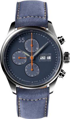 Raidillon Watch Design Chronograph Limited Edition .