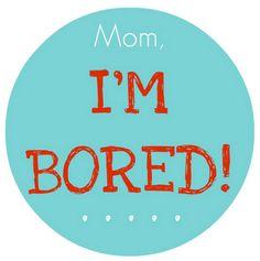 """The """"Mom, I'm Bored"""" Jar"""
